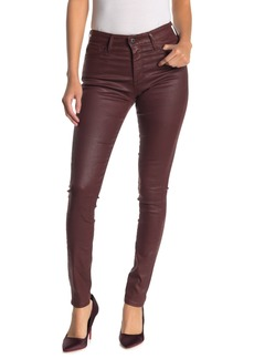 AG Adriano Goldschmied Farrah Faux Leather Pants