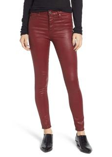 AG Adriano Goldschmied Farrah High Waist Ankle Skinny Jeans