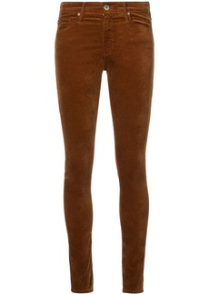AG Adriano Goldschmied Farrah skinny trousers
