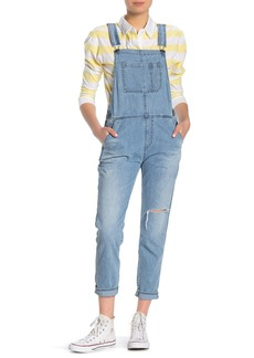 AG Adriano Goldschmied Finn Crop Overalls
