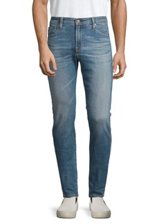 AG Adriano Goldschmied Five-Pocket Skinny Jeans