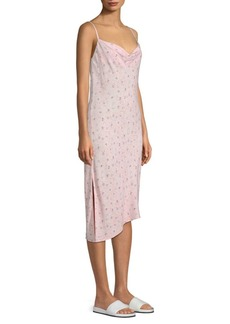 AG Adriano Goldschmied Gia Floral Slip Dress