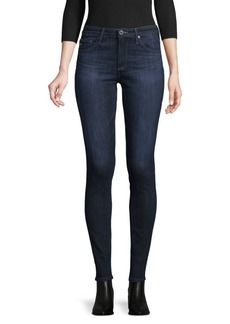 AG Adriano Goldschmied GNR Super Skinny Ankle Jeans