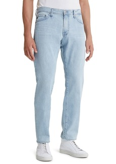 AG Adriano Goldschmied Graduate Das Straight-Leg Jeans