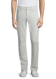 AG Adriano Goldschmied Graduate Straight-Leg Jeans