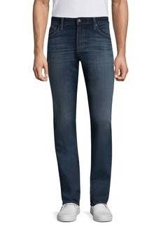 AG Adriano Goldschmied Graduate Slim Straight-Fit Jeans