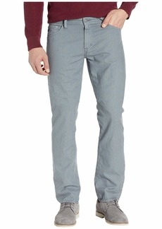 AG Adriano Goldschmied Graduate Tailored Leg Linen Pants in Sulfur Fog Beacon