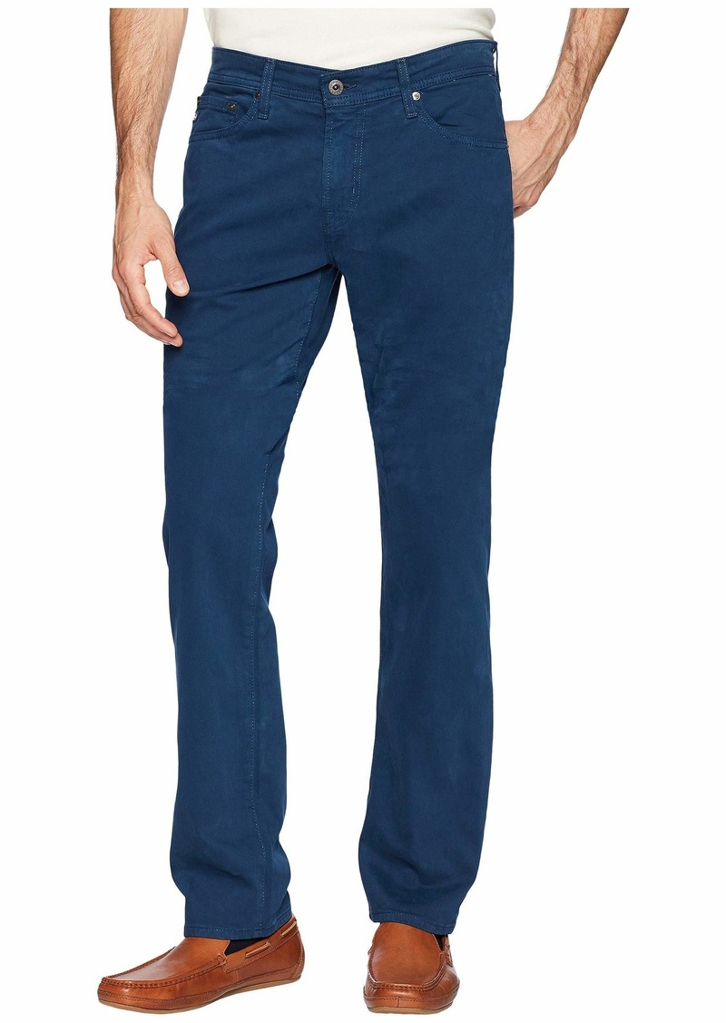 AG Adriano Goldschmied Graduate Tailored Leg Sud Pants in Deep Abyss