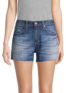 AG Adriano Goldschmied Hailey Cut-Off Denim Shorts
