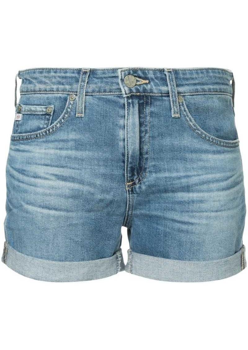 AG Adriano Goldschmied Hailey denim shorts