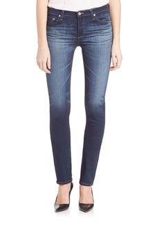 AG Adriano Goldschmied Harper Straight-Leg Jeans