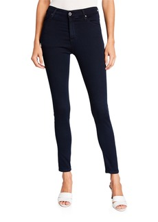 AG Adriano Goldschmied High Rise Skinny Ankle Jeans