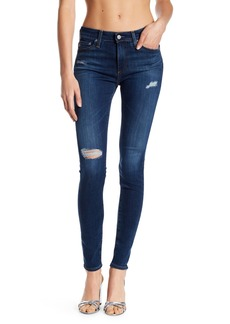 AG Adriano Goldschmied 'The Farrah' High Rise Skinny Jeans