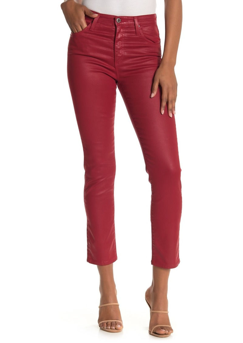 AG Adriano Goldschmied Isabelle High Rise Pants