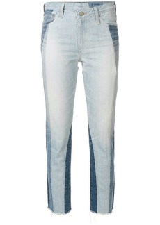 AG Adriano Goldschmied Isabelle slim-fit jeans