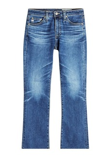 AG Adriano Goldschmied Jodi Cropped Jeans