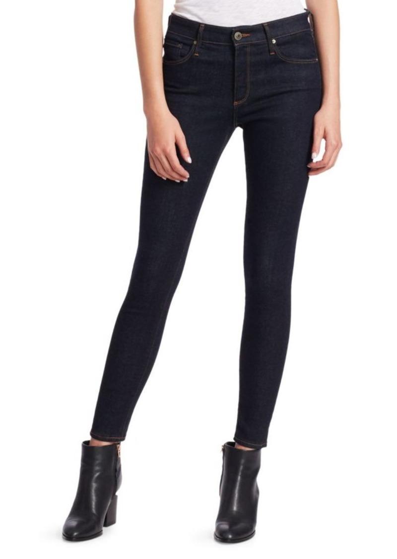 AG Adriano Goldschmied Jodi Cropped Skinny Jeans