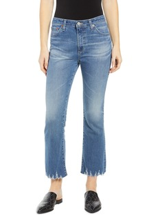 AG Adriano Goldschmied Jodi High Waist Crop Flare Jeans