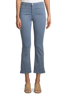 AG Adriano Goldschmied Jodi Slim Flared Crop Jeans