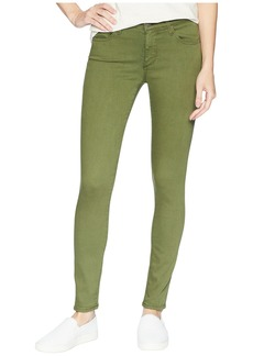 AG Adriano Goldschmied Leggings Ankle in Sulfur Olive Grove