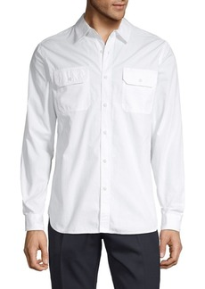 AG Adriano Goldschmied Long-Sleeve Shirt