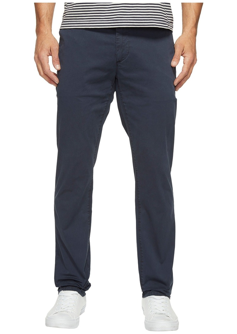 AG Adriano Goldschmied Marshal Slim Trouser in Sulfur Night Sea