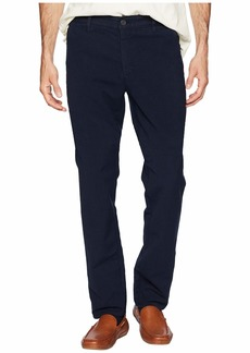AG Adriano Goldschmied Marshall Chino Slim Trousers in Blue Vault