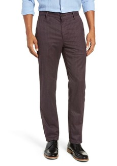 AG Adriano Goldschmied Marshall Slim Fit Pinstripe Pants
