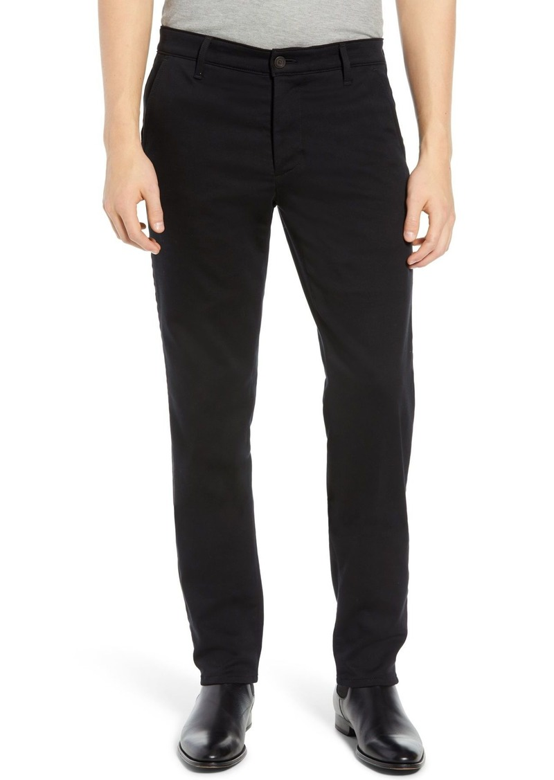 AG Adriano Goldschmied Marshall Slim Tuxedo Pants