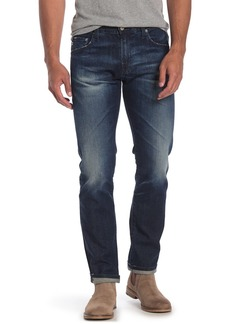 AG Adriano Goldschmied Matchbox Slim Fit Jeans