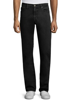 AG Adriano Goldschmied Matchbox Slim Straight-Fit Jeans