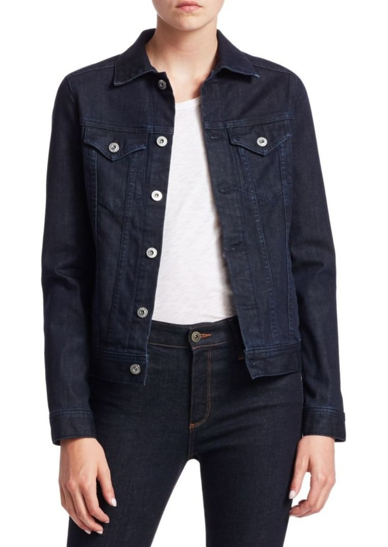 AG Adriano Goldschmied Mya Denim Jacket