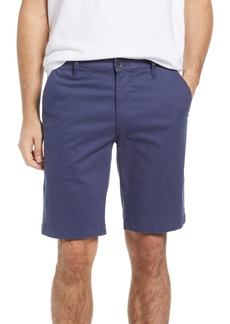 AG Adriano Goldschmied Men's Ag Griffin Geo Print Flat Front Shorts