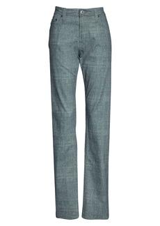 AG Adriano Goldschmied Men's Ag Men's Tellis Grid Slim Fit Pants