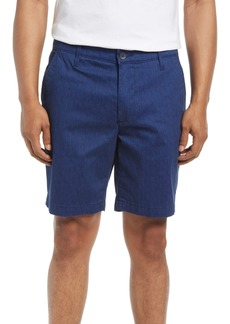 AG Adriano Goldschmied Men's Ag Wanderer Print Chino Shorts