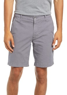 AG Adriano Goldschmied Men's Ag Wanderer Stretch Cotton Shorts