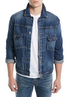 AG Adriano Goldschmied Men's Omaha Jean Jacket