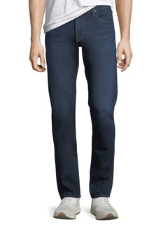 AG Adriano Goldschmied Men's Tellis Modern Slim Straight-Leg Jeans in Burroughs Wash