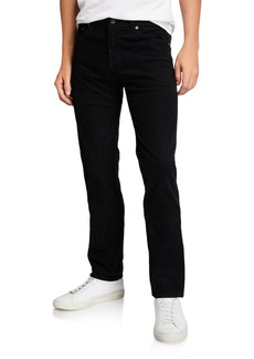 AG Adriano Goldschmied Men's The Matchbox Slim Straight Jeans