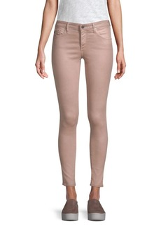 AG Adriano Goldschmied Mid-Rise Ankle Leggings