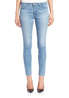 AG Adriano Goldschmied Middi Ankle Jeans