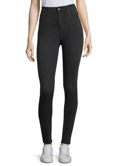 AG Adriano Goldschmied Mila High-Rise Skinny Jeans