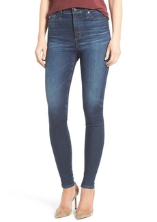 AG Adriano Goldschmied Mila High Rise Skinny Jeans (06 Years Songbird)
