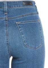 AG Adriano Goldschmied Mila High Waist Ankle Skinny Jeans (Indigo Viking)