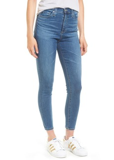 AG Adriano Goldschmied Mila High Waist Ankle Skinny Jeans