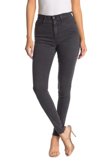 AG Adriano Goldschmied Mila Super High-Rise Skinny Jeans