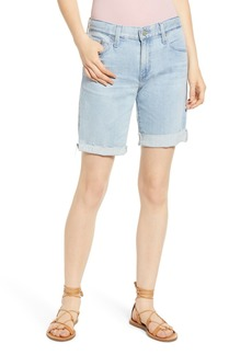 AG Adriano Goldschmied Nikki Relaxed Bermuda Shorts