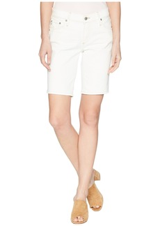 AG Adriano Goldschmied Nikki Shorts in 1 Year Neutral White