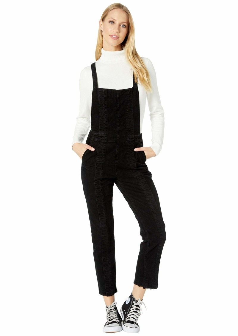 AG Adriano Goldschmied Pleated Isabelle Overalls