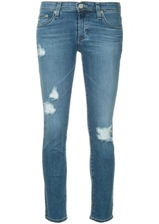 AG Adriano Goldschmied Prima ankle jeans